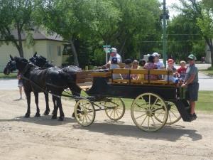 Wagon Rides 2016