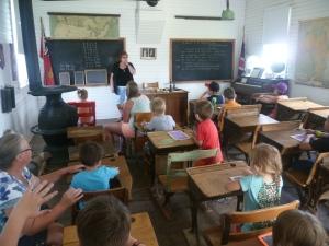 Inside the Union School